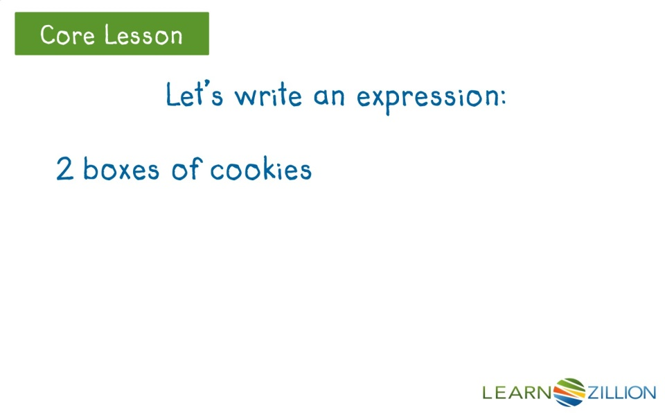 Simplify Algebraic Expressions By Combining Like Terms Learnzillion