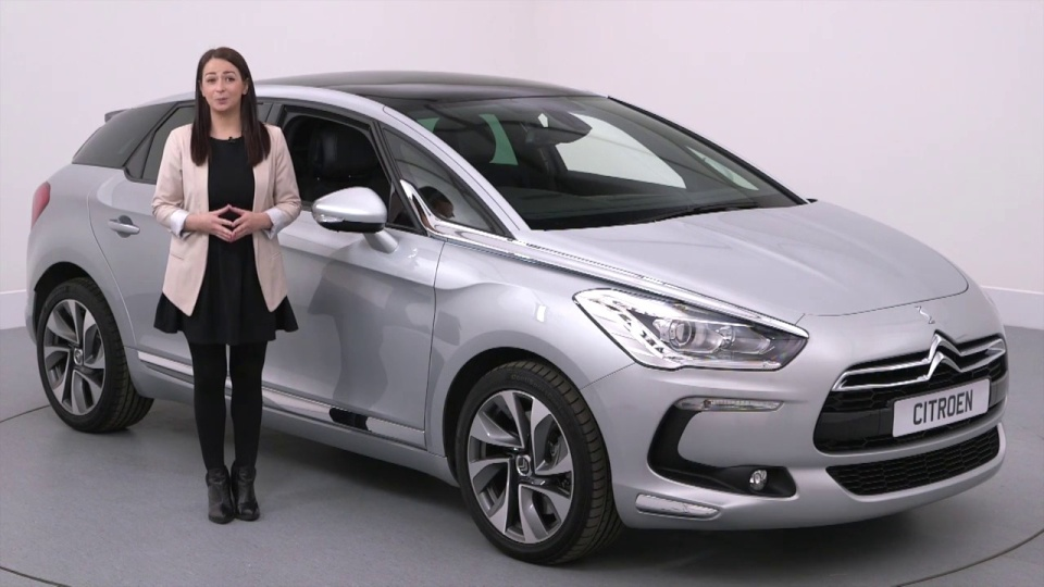 Citroen Ds5 2 0 HDi DStyle 5dr