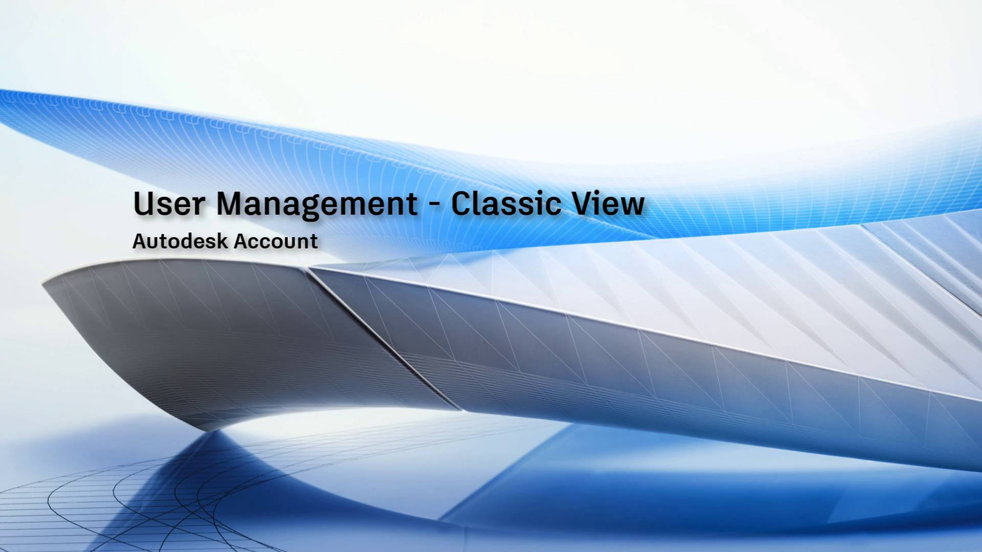 German customer account create/downloader - Setting User Permissions For Products Services Support Classic View Account Management Autodesk Knowledge Network