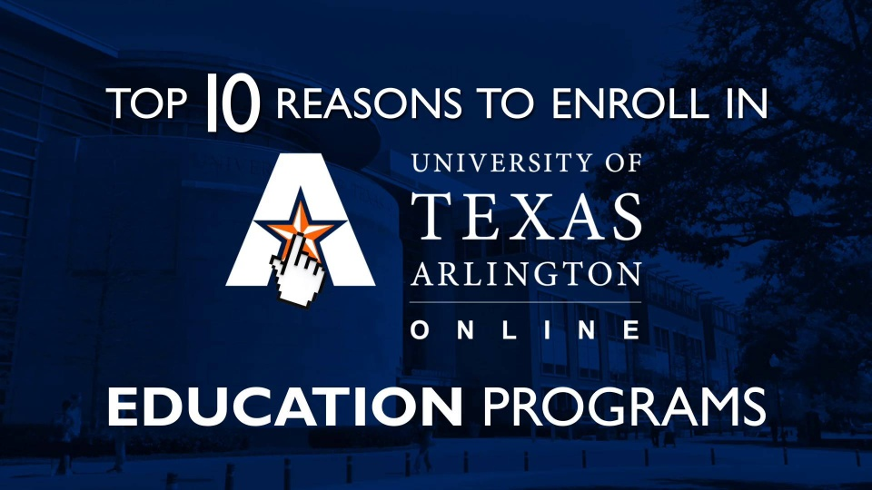 online education programs | university of texas at arlington