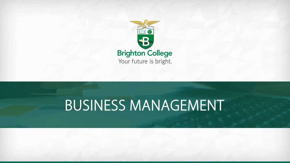 Project Management Certificate Brighton Collegebrighton College