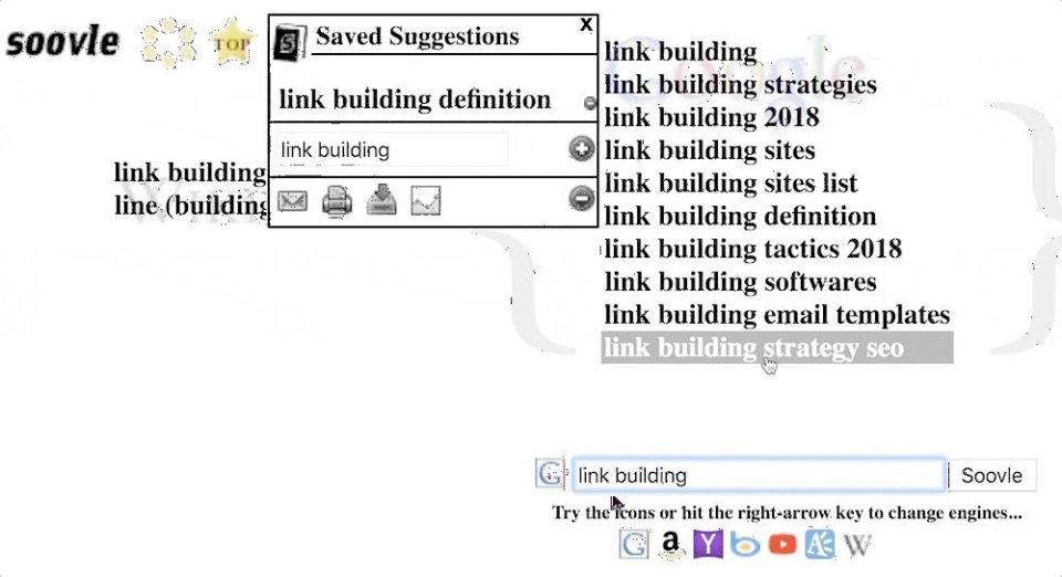 15 BEST Keyword Research Tools for SEO – Soovle