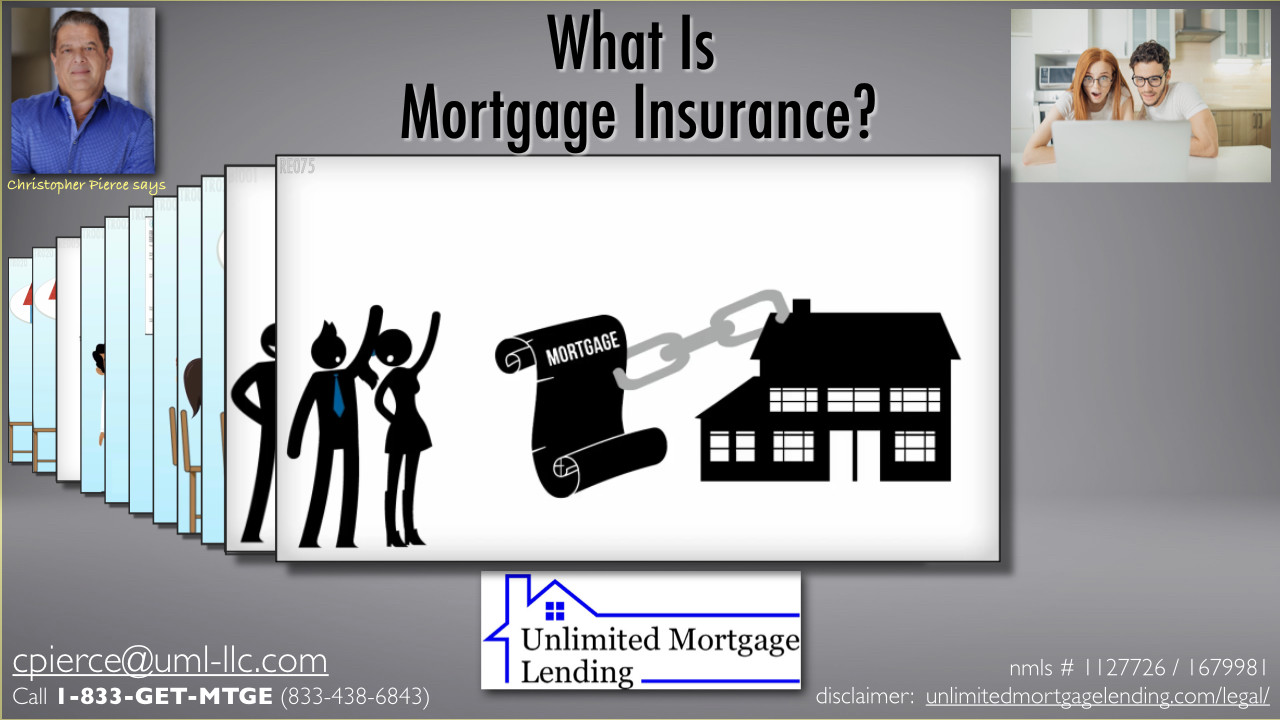 What Is Mortgage Insurance? Unlimited Mortgage Lending