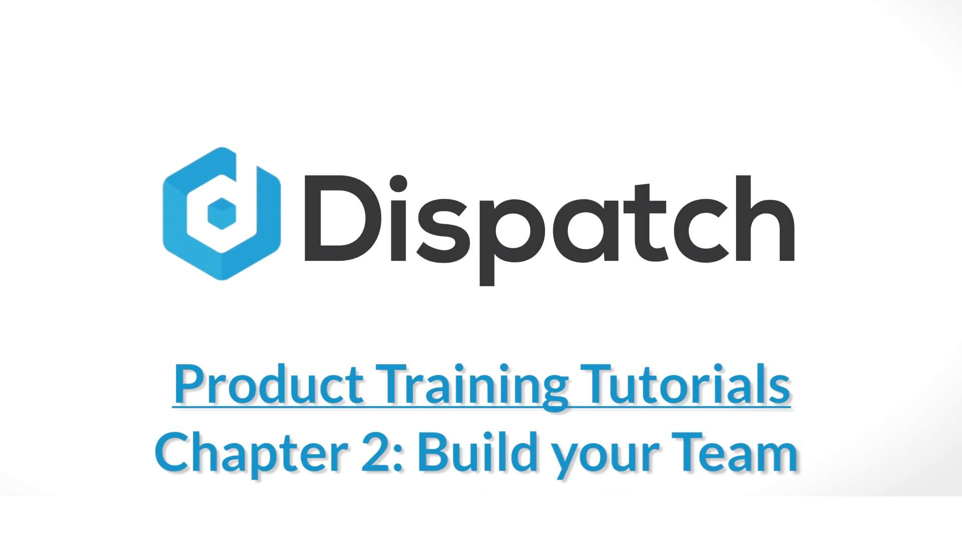 Wistia video thumbnail - Training Chapter 2: Build your Team