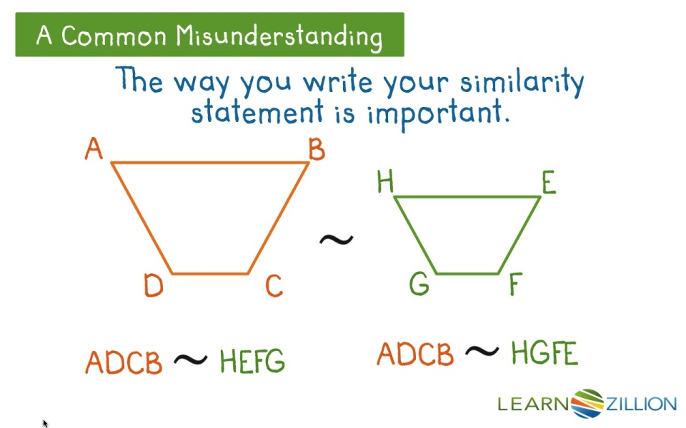 Exploring Similar Figures Worksheet Answer Key - Worksheet ...