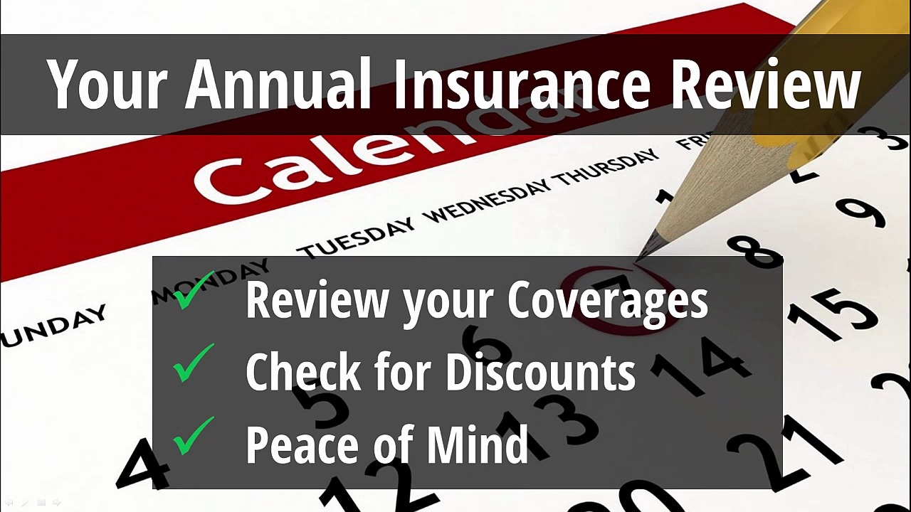 The Importance Of Your Annual Insurance Review Pacific Preferred
