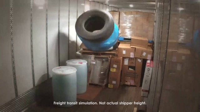 Wistia video thumbnail - The Rigors of Freight in Transit