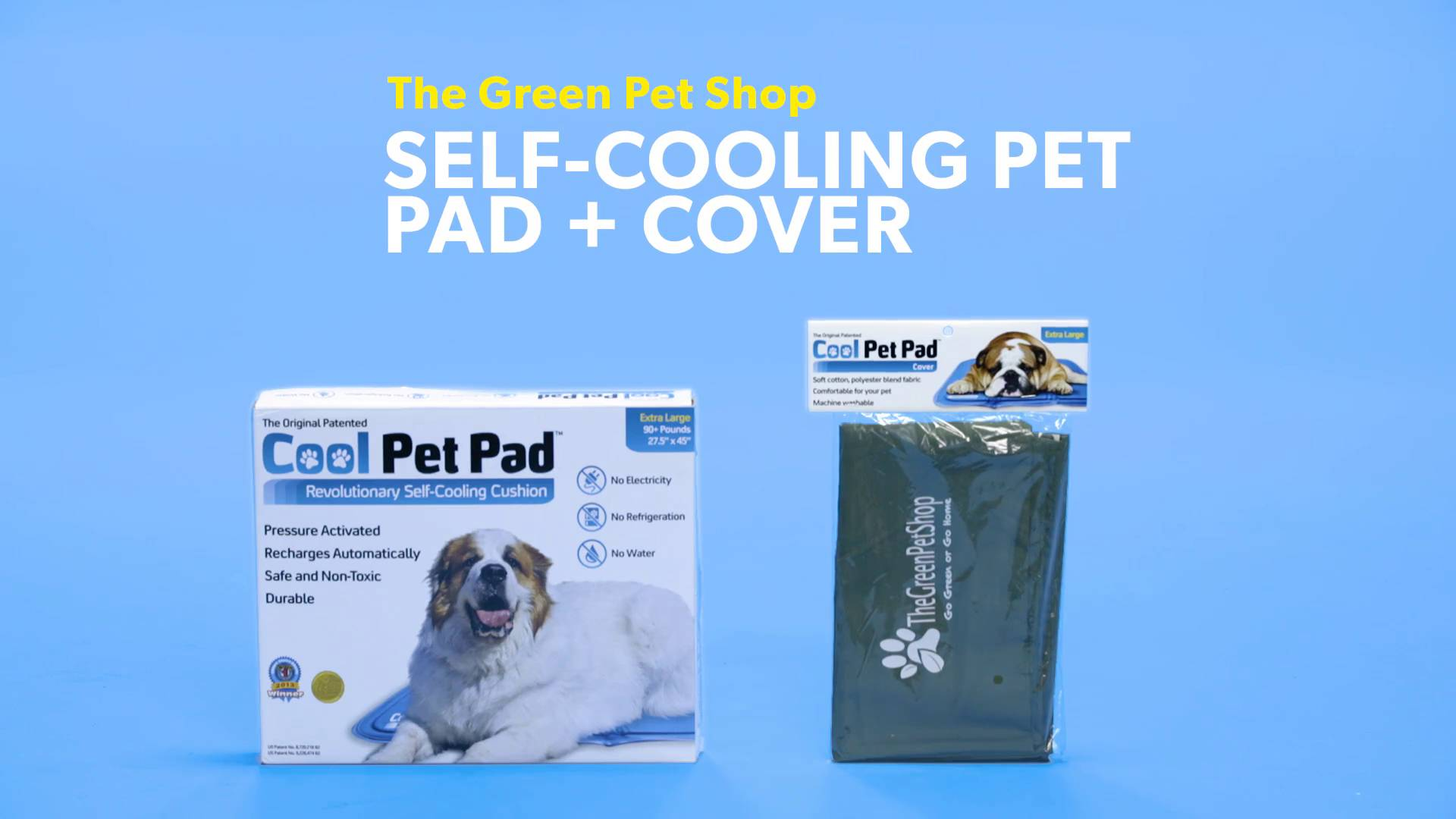 mats amazon pet cool small x dp supplies com beds k dog dogs blue h bed for cooling products iii