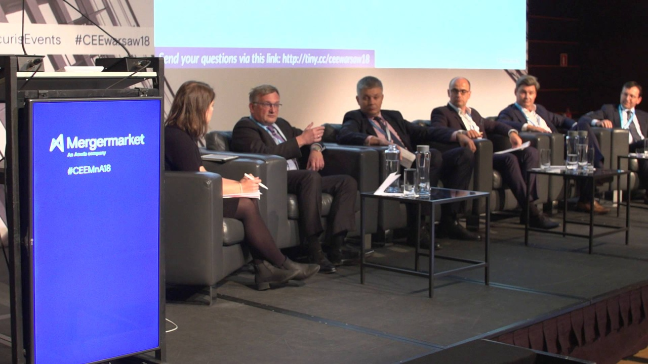 Central Eastern European Ma And Private Equity Forum 2018