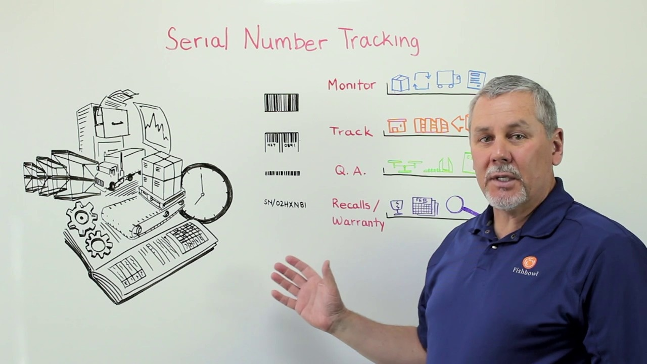 Serial Number Tracking - Whiteboard Wednesday
