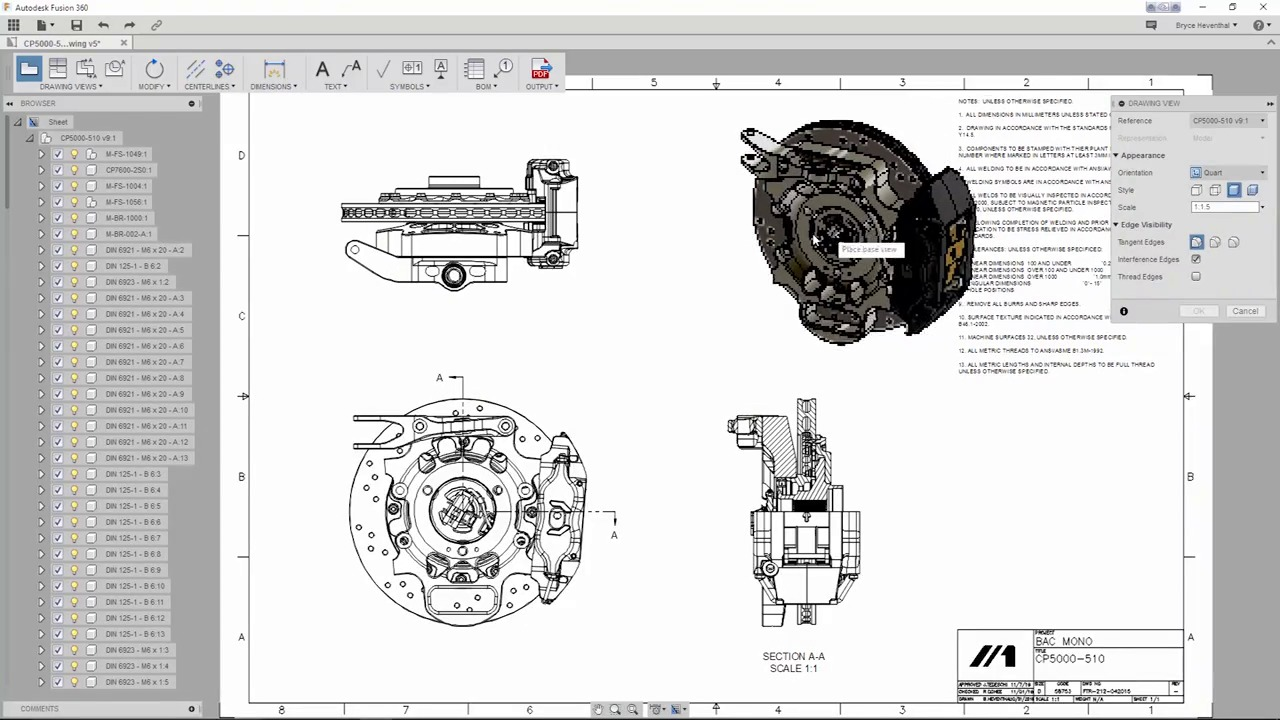 cloud powered 3d cad cam software for product design fusion 360