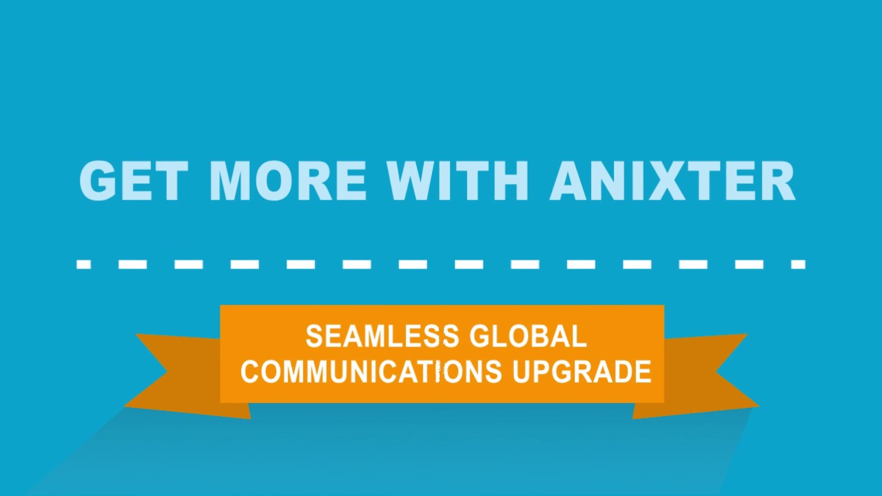 World-Class Services That Benefit Your Bottom Line | Anixter