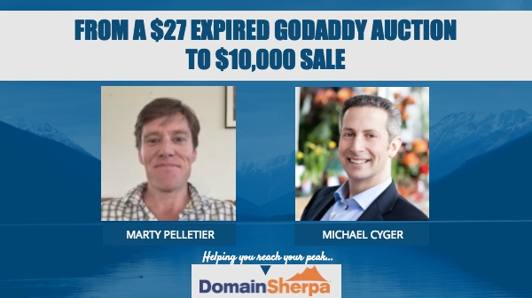 Marty-Pelletier-HoloDomains-on-DomainSherpa