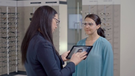 ZEISS Vision Care iPad App Demo