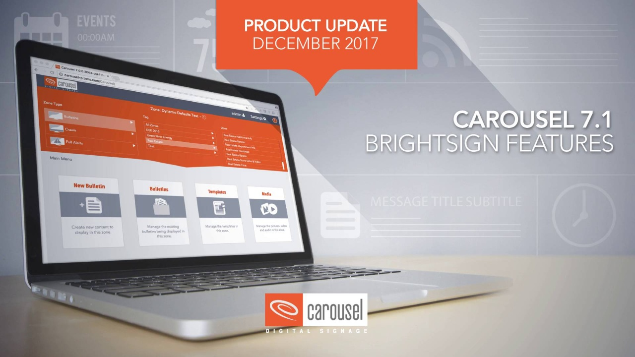2018-01-Product Update-Carousel 7 1 BS Features