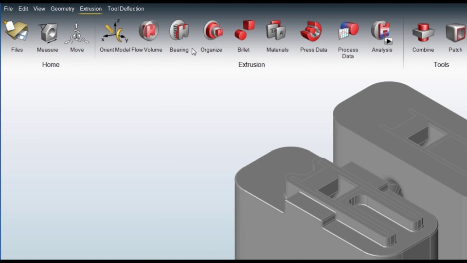 Altair Inspire Extrude Metal: Metal Extrusion Simulation Software