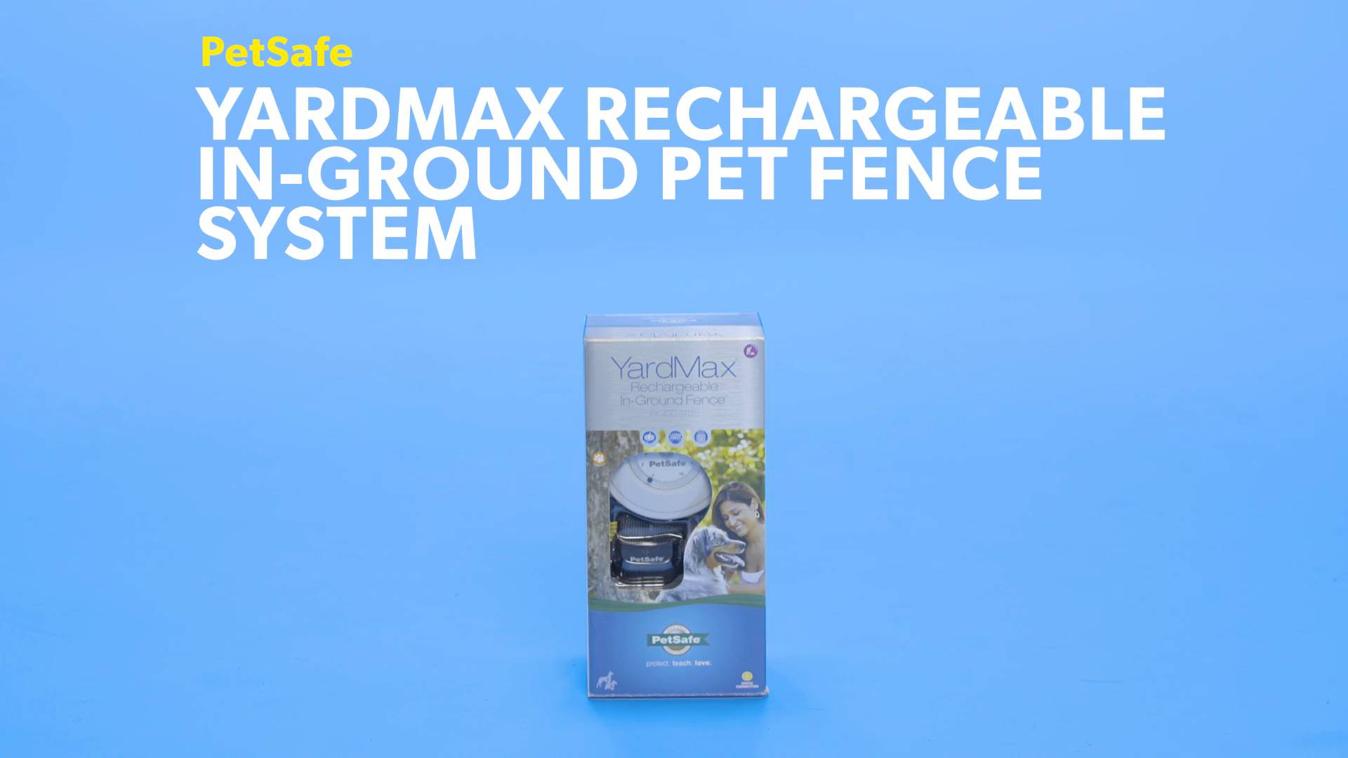 Petsafe Yardmax Rechargeable In Ground Pet Fence System Dog Wire Layout On Electric Diagram