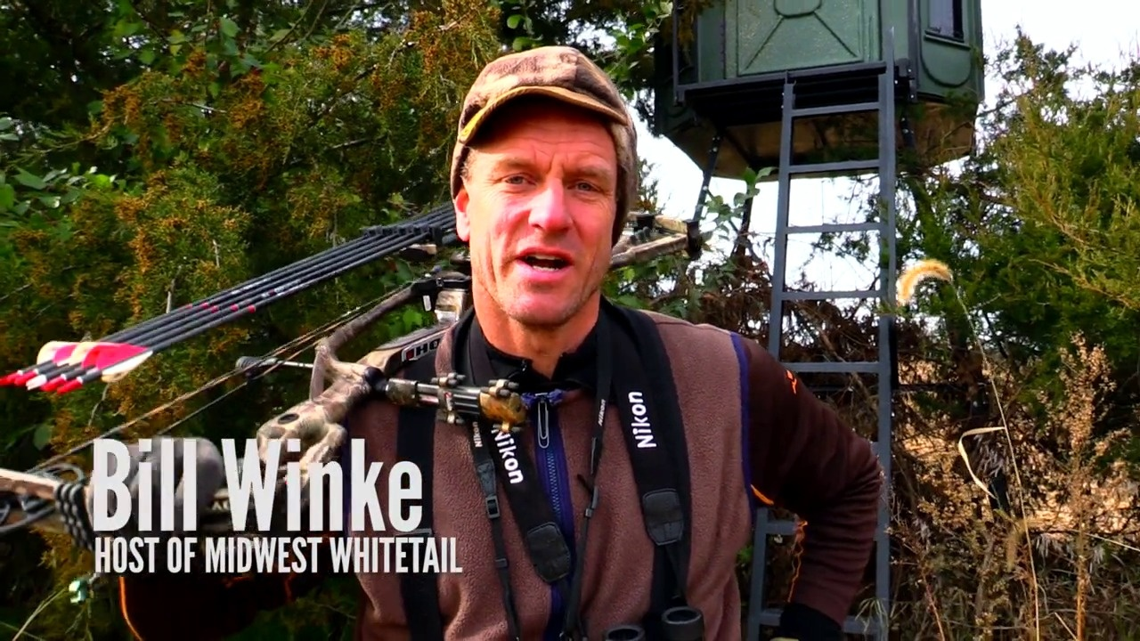 Wistia video thumbnail - How Bill Winke Uses Redneck Blinds