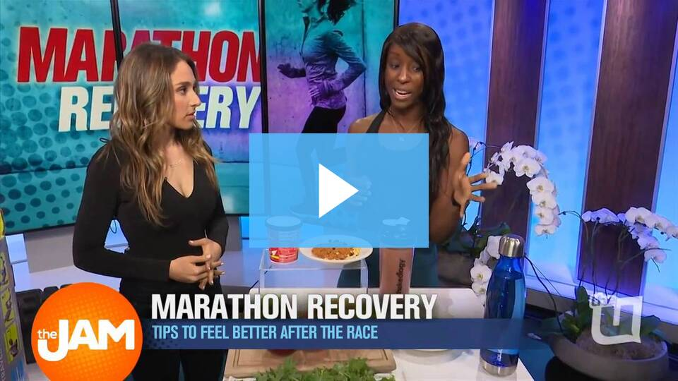Tyent USA Water Ionizers Featured on 'The Jam!' with Fitness Expert, Allison Tibbs
