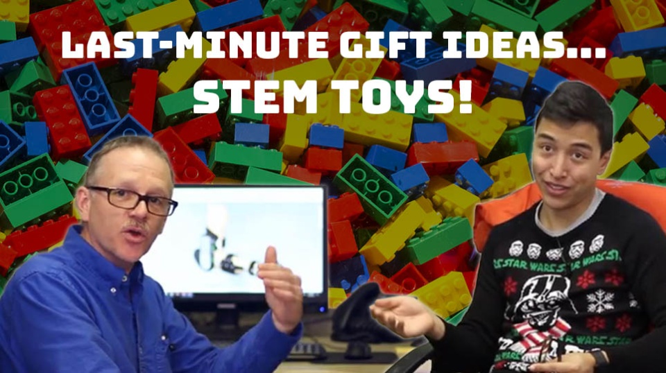 Last-Minute Gift Ideas: STEM Toys Our Engineers Love!