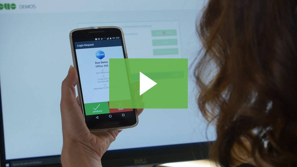 Duo Two-Factor Authentication Requirement - Powered by