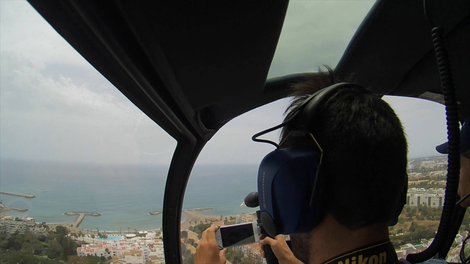 Wistia video thumbnail - Helicopter Ride in Marbella