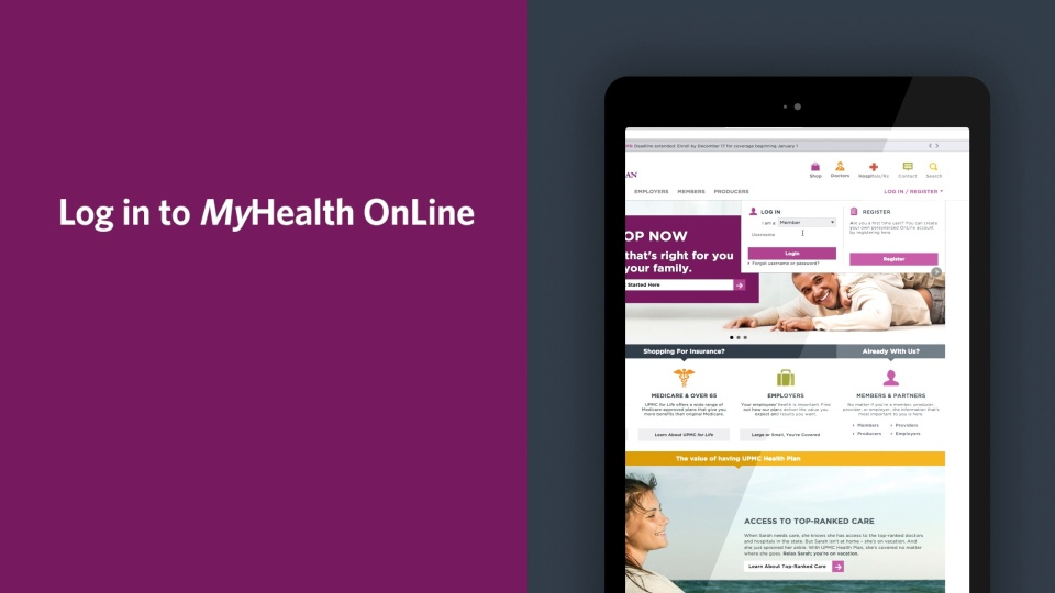 Health Tools For Employees | UPMC Health Plan