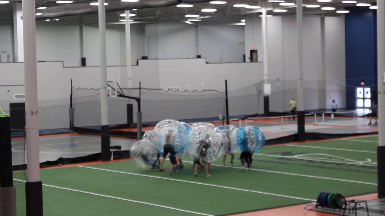 Wistia video thumbnail - Bubble Ball - Spooky Nook Sports