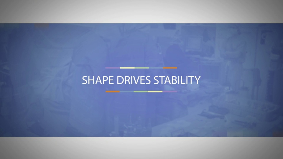 Wistia video thumbnail - Shape Drives Stability