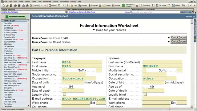 Proseries Time Saving Features. Wistia Video Thumbnail. Worksheet. 1040 Social Security Worksheet At Clickcart.co