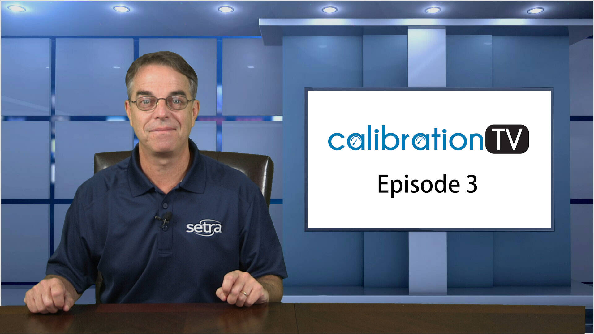 Calibration TV - Episode 3 - Hall Associates