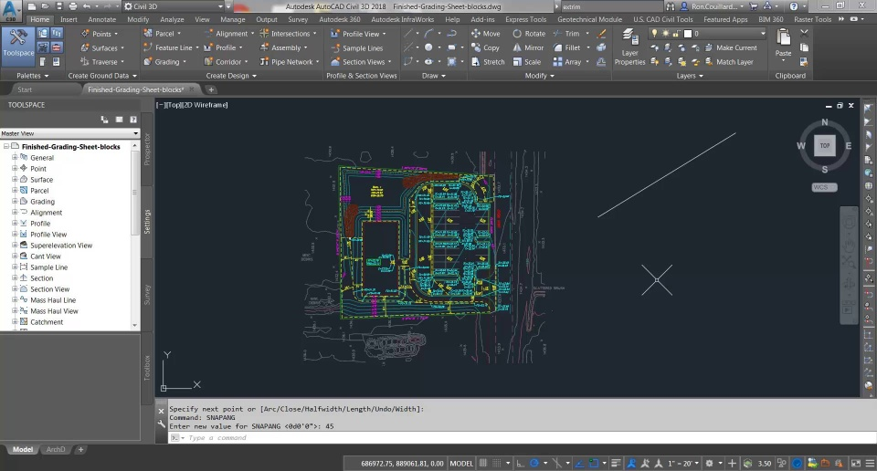 Little Known CAD Commands That Rock: SNAPANG