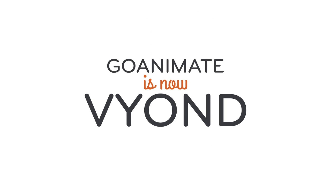 GA is now Vyond