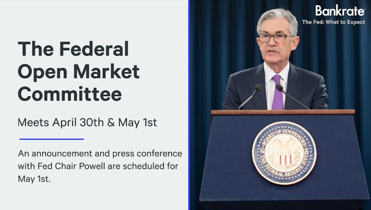 Feds Find Fewer States Meeting Special >> 7 Ways The Fed S Decisions On Interest Rates Affect You Bankrate Com