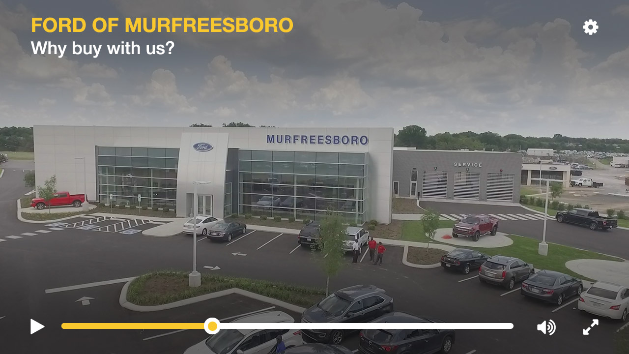 Ford of Murfreesboro   New & Used Car Dealer   Ford Dealership for ...