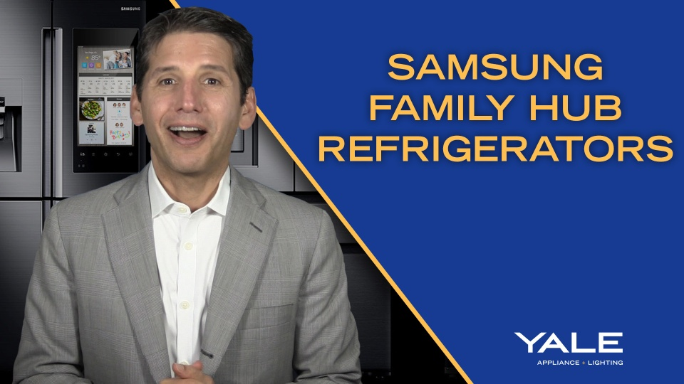 Wistia video thumbnail - Samsung Family Hub Refrigerators