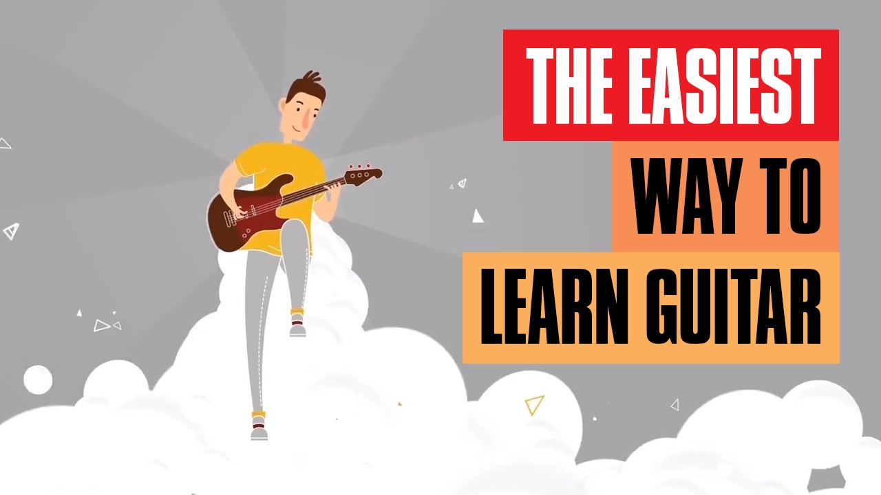 Free Online Guitar Lessons Easy Step By Step Video Lessons