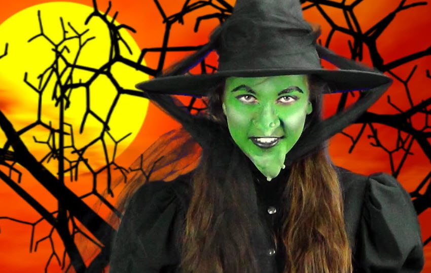 How to Create a Wicked Witch of the West Costume Look
