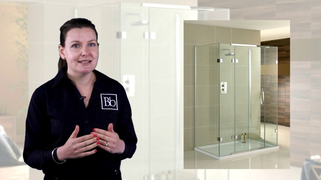 3 Sided Shower Enclosures Cubicles D Shaped Bella Bathrooms
