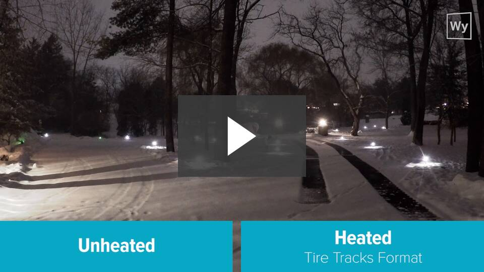 Asphalt heated driveway installation design guide electric snow what is snow melting solutioingenieria Gallery