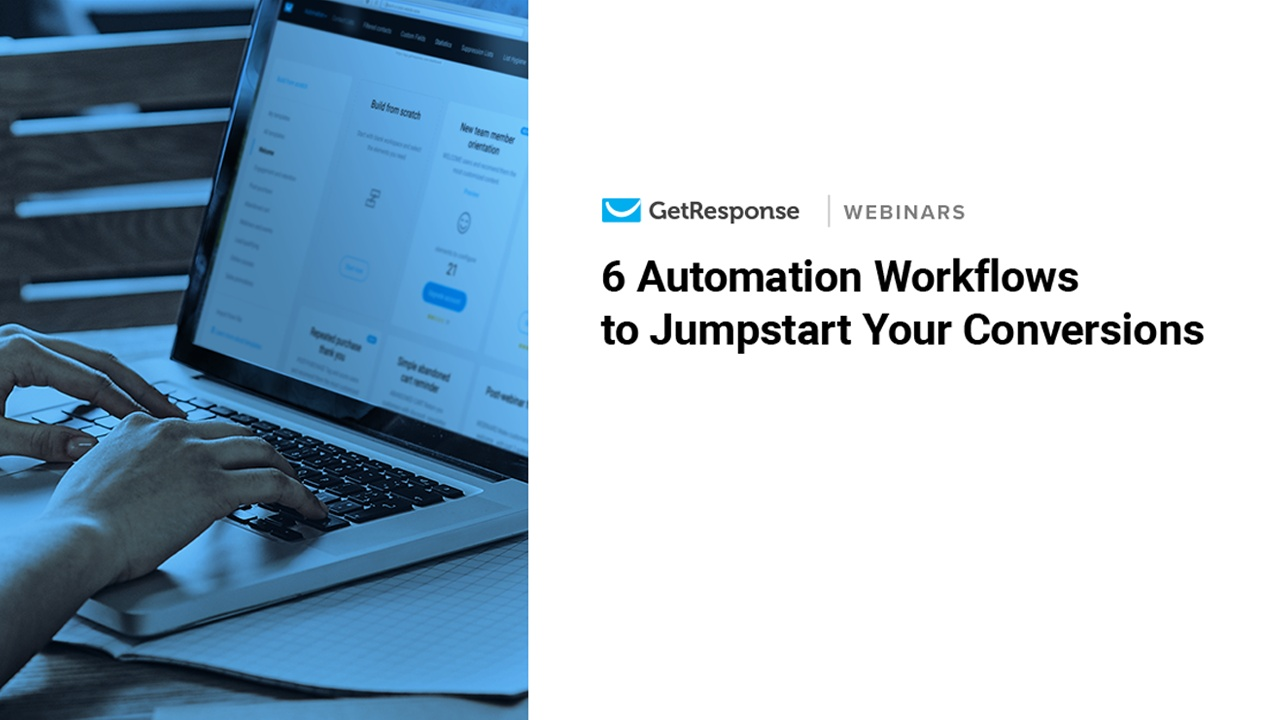5 marketing automation workflows to skyrocket your ecommerce