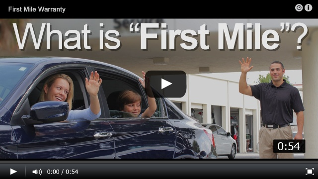 Wistia video thumbnail - First Mile from Total Warranty Services for Automotive Vehicles
