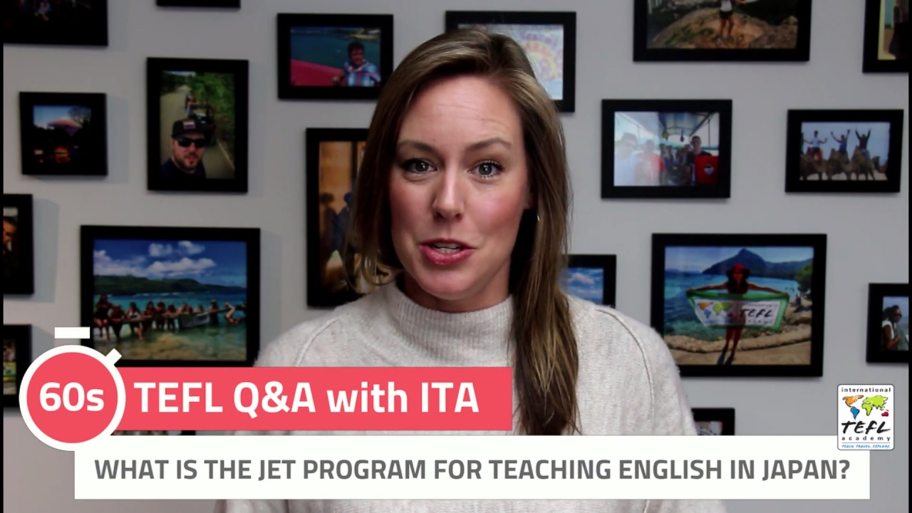 What Is The Jet Program For Teaching English In Japan