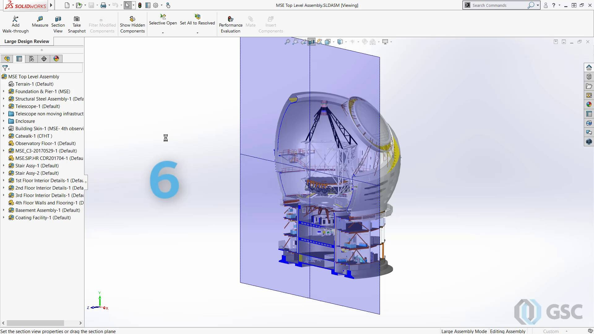 SOLIDWORKS 2019 LDR and New Graphics Pipeline v5