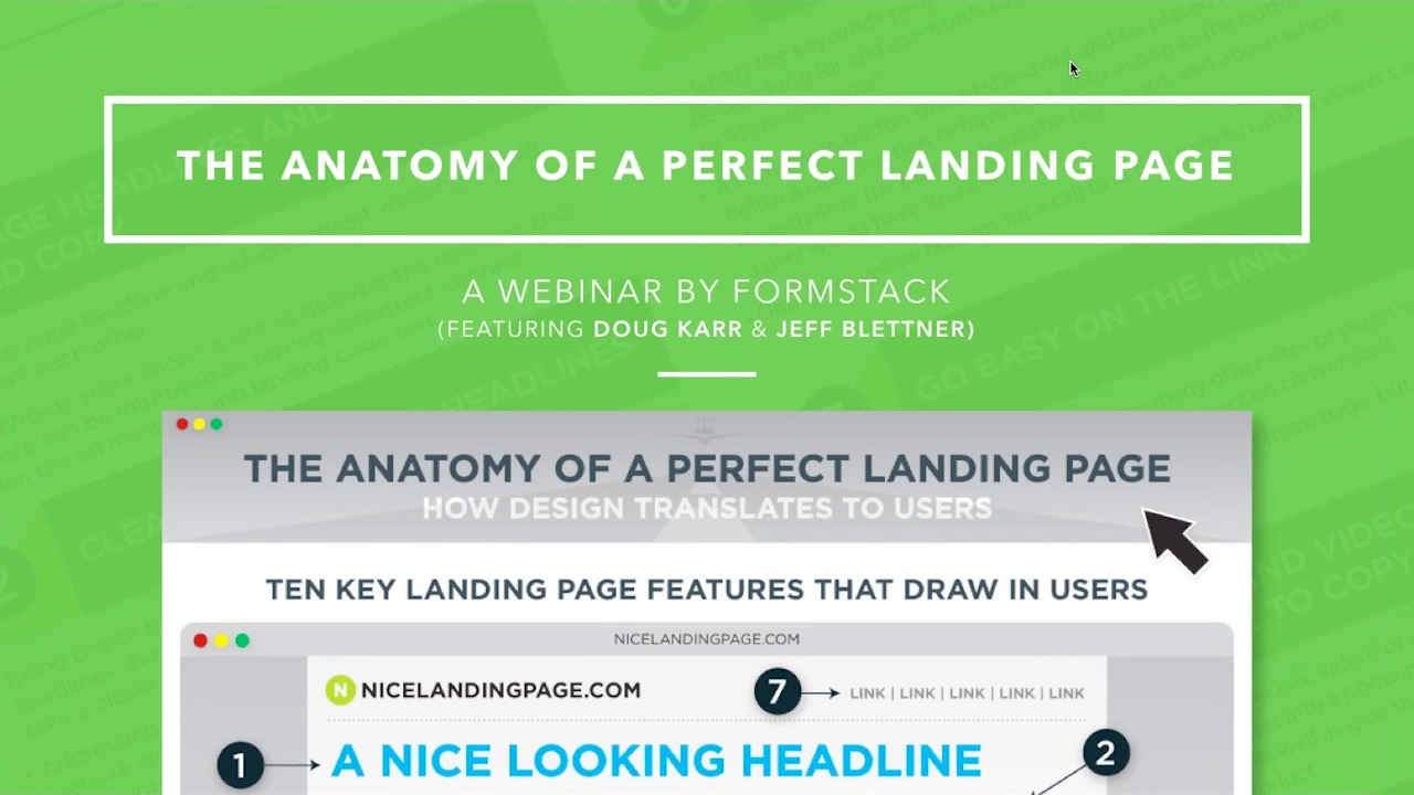 Perfect Landing Page Webinar | Formstack