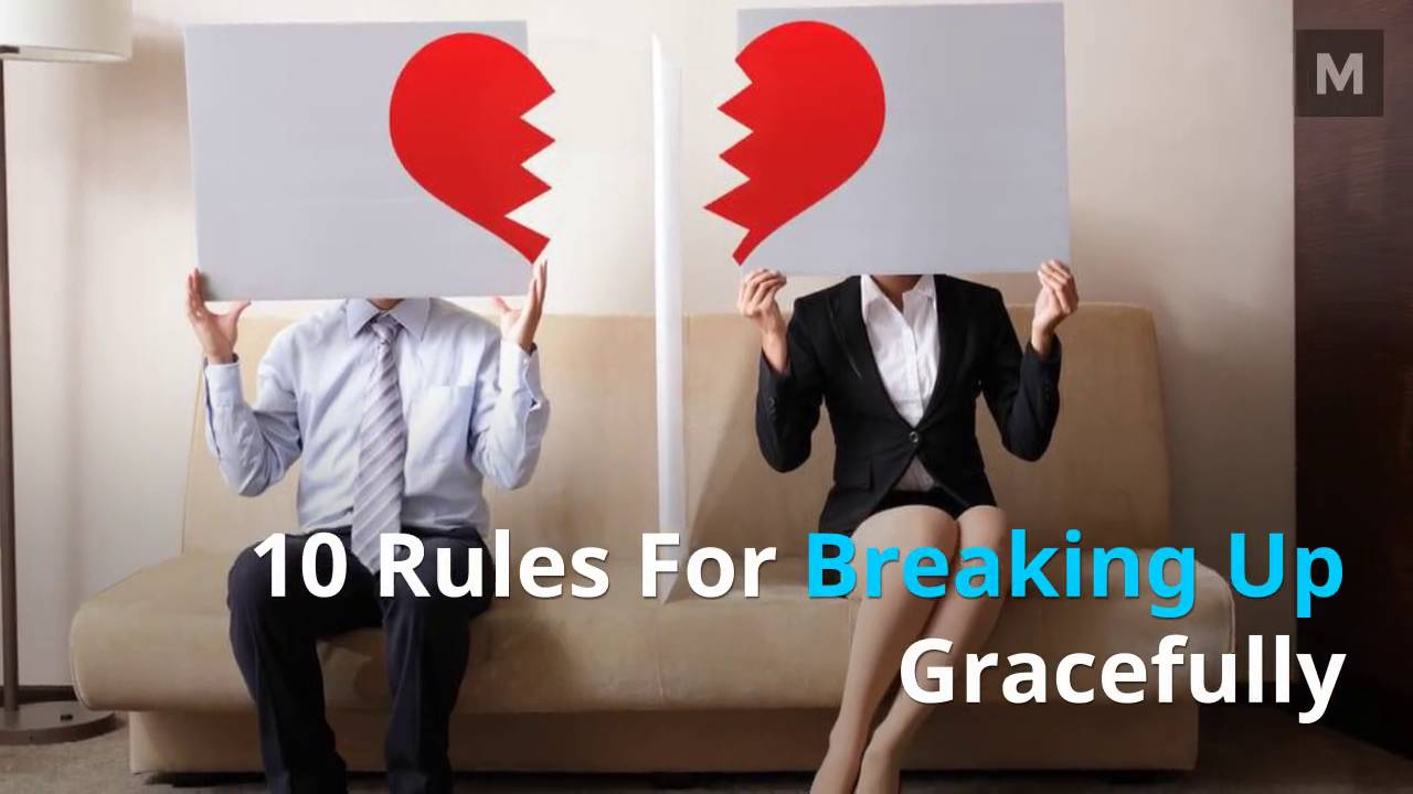 Dating after a breakup rules