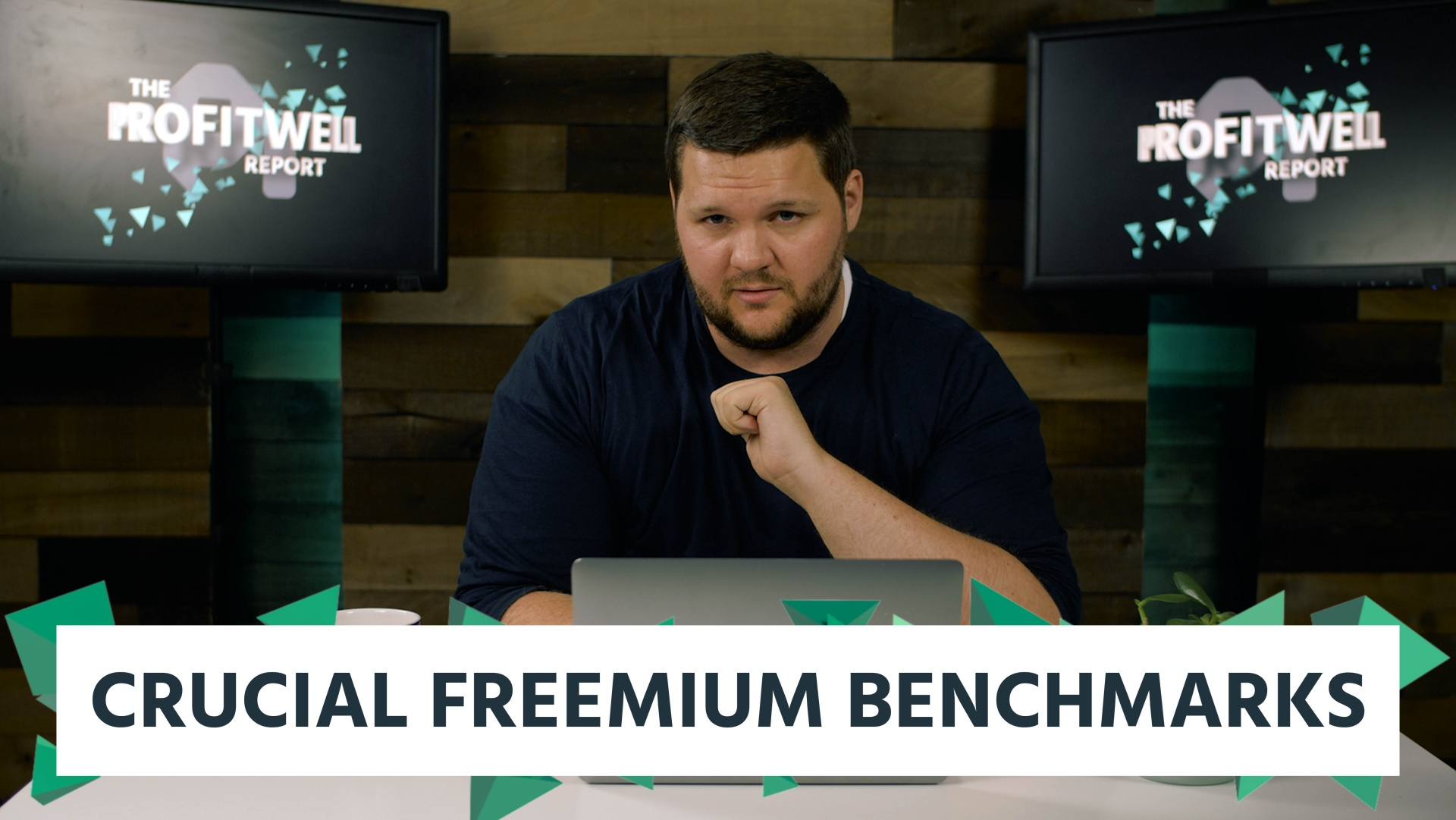 Wistia video thumbnail - ProfitWell Report Episode 4 - Crucial Freemium Benchmarks BLOG