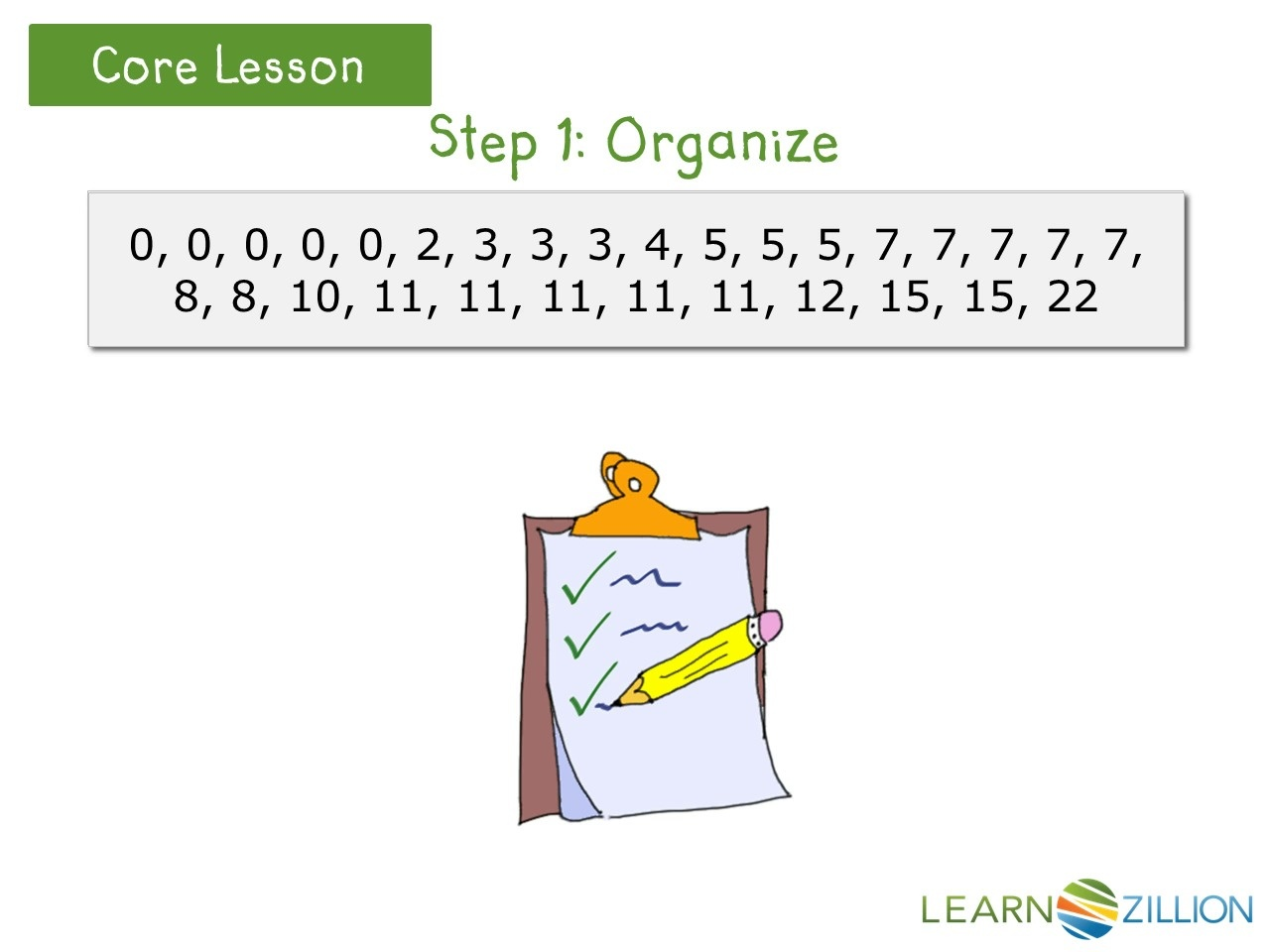 Worksheets Histogram Worksheets lesson video for create a histogram learnzillion thumbnail