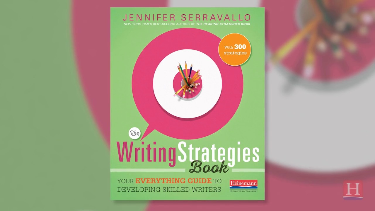 Writing Strategies Book by Jennifer Serravallo