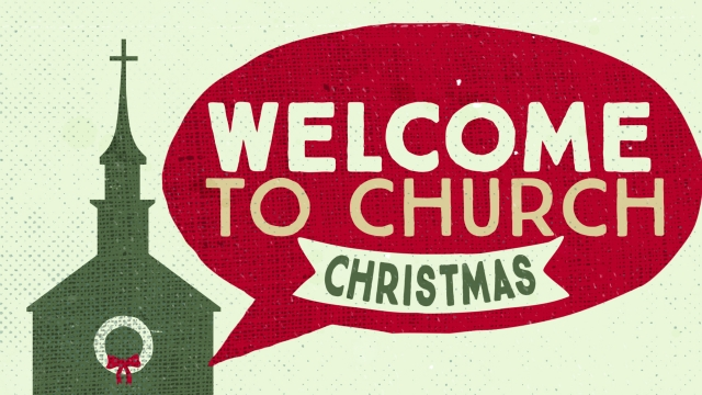 Welcome To Church (Christmas) Video « The Skit Guys